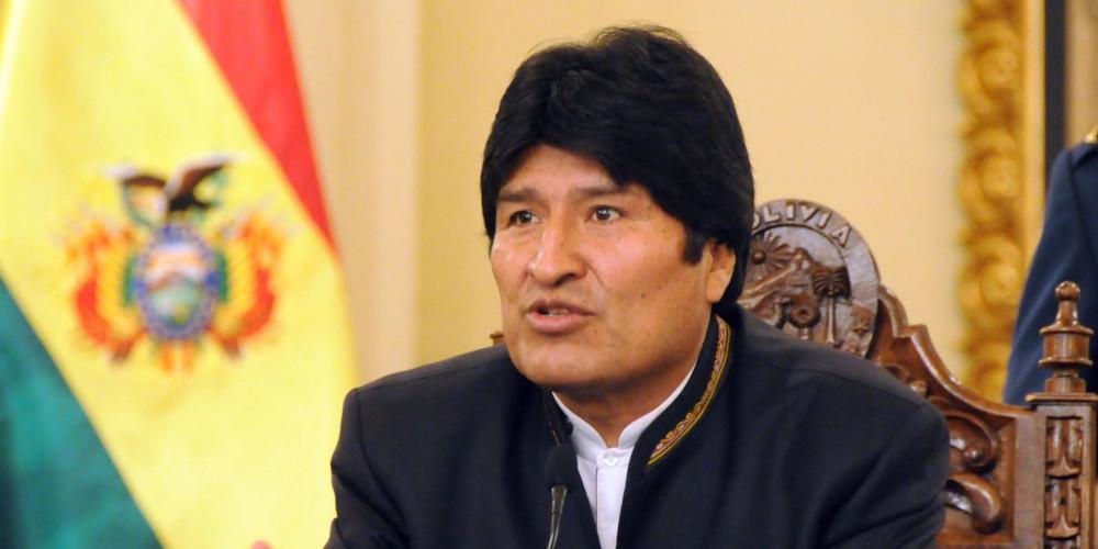 Ένταλμα σύλληψης σε βάρος του Μοράλες εκδίδει η μεταβατική πρόεδρος της Βολιβίας