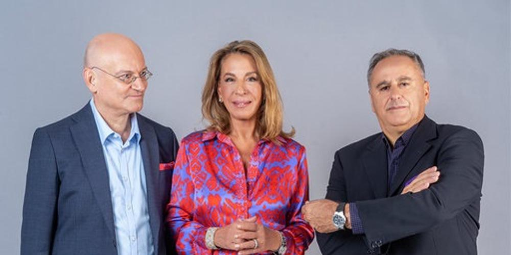 Η επίσημη ανακοίνωσή της ΕΡΤ για τη νέα εκπομπή της Όλγας Τρέμη, «10» [βίντεο]