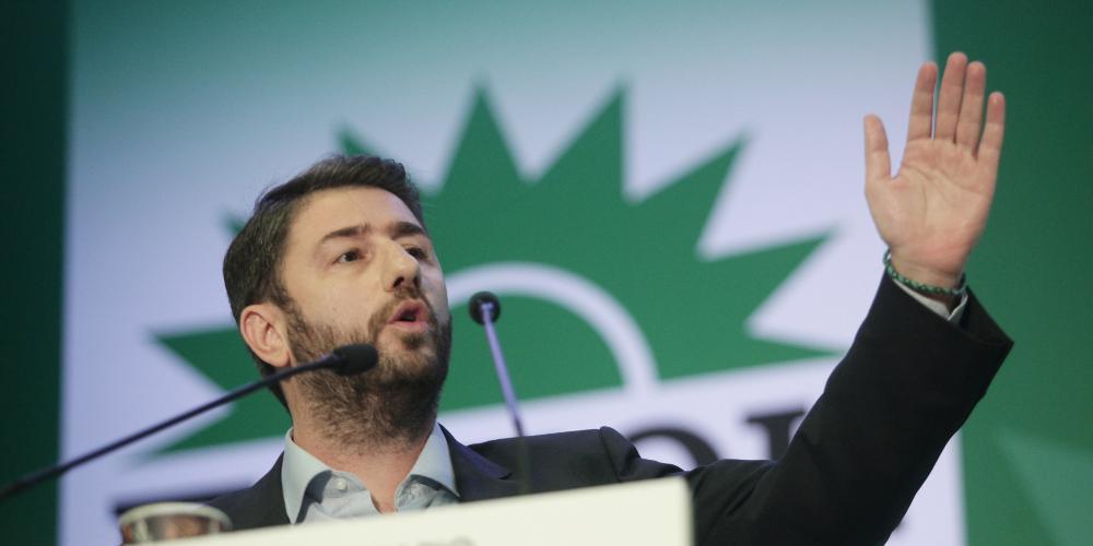Επίθεση Ανδρουλάκη σε Γεννηματά: Το συνέδριο του ΠΑΣΟΚ δεν είναι αντάξιο της ιστορίας του και έχει ευθύνες η ηγεσία
