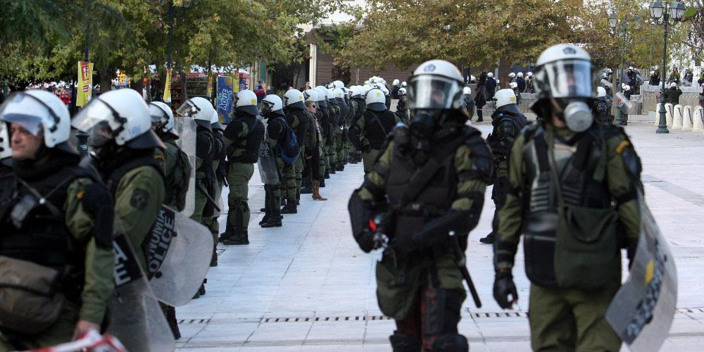 Πολυτεχνείο: Απαγόρευση συναθροίσεων άνω των 4 άτομων- Πρόστιμο έως 5.000 ευρώ