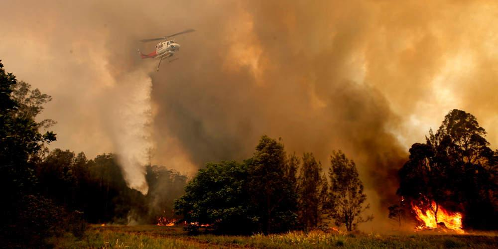 Τρεις νεκροί από τις μεγάλες πυρκαγιές στην Αυστραλία - Έχουν καεί τουλάχιστον 150 σπίτια
