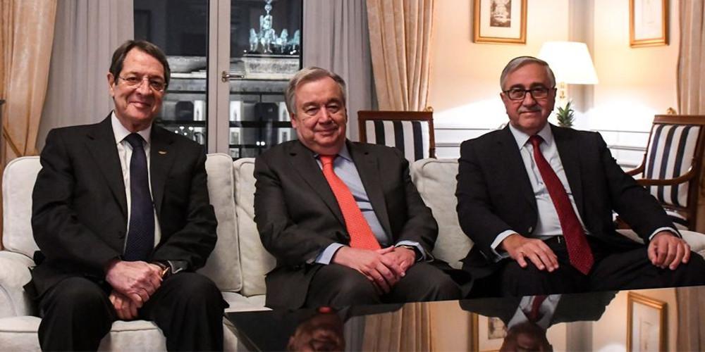 Ολοκληρώθηκαν οι συνομιλίες για το Κυπριακό στο Βερολίνο και σχεδιάζεται άτυπη πενταμερής