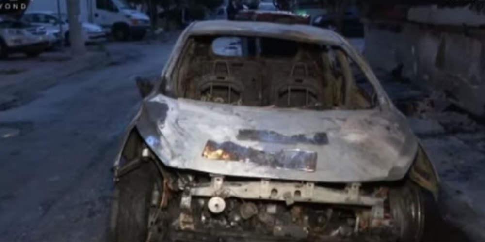Έκαναν στάχτη το αυτοκίνητο της διευθύντριας του ψυχιατρείου του Κορυδαλλού