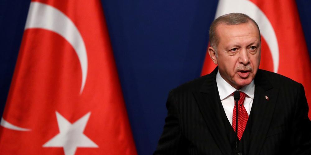 Ερντογάν: Η Αγιά Σοφιά έγινε τζαμί ως δικαίωμα της Άλωσης - Ζητά τζαμί στην Αθήνα