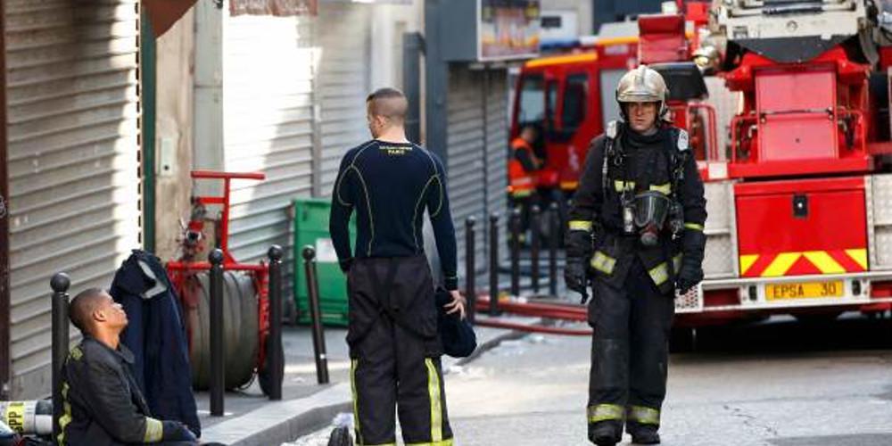Πέντε νεκροί μετά από φωτιά σε πολυκατοικία στο Στρασβούργο