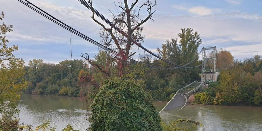 Συναγερμός στην Τουλούζ από κατάρρευση γέφυρας: Πληροφορίες για έναν νεκρό έφηβο