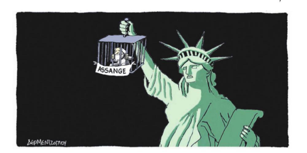 Η γελοιογραφία της ημέρας από τον Γιάννη Δερμεντζόγλου – 28 Νοεμβρίου 2019