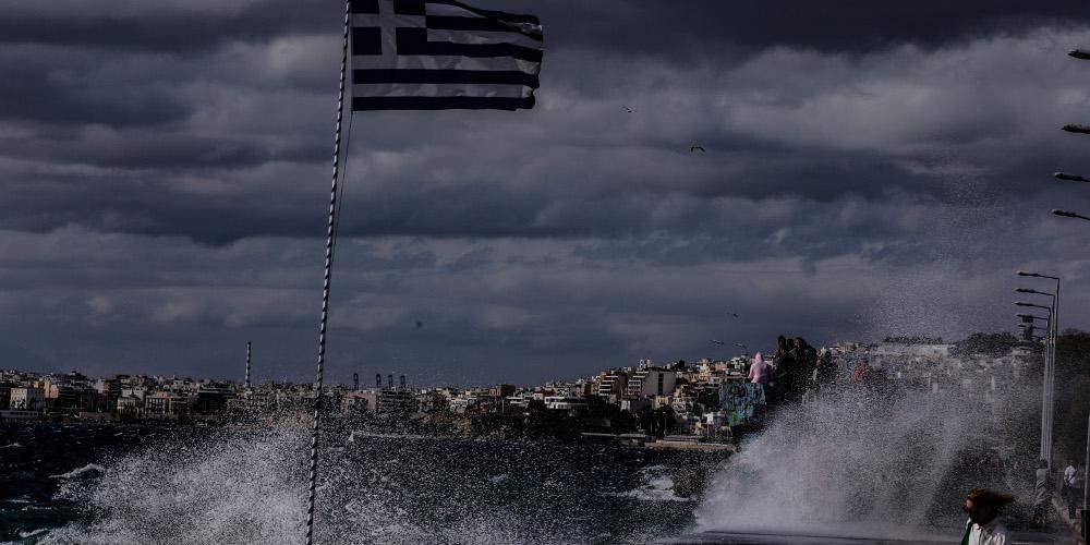 Πρόγνωση καιρού: Κύμα κακοκαιρίας θα σαρώσει την χώρα την Πέμπτη