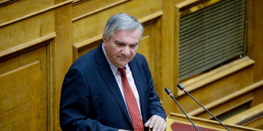 Καστανίδης στον Ε.Τ.: Ο Τσίπρας δεν έχει σχέση με τη σοσιαλδημοκρατία