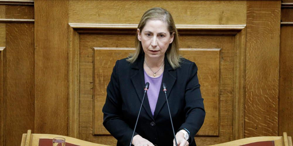 Ξενογιαννακοπούλου στον «Ε.Τ.» της Κυριακής: Ήταν εντολή διεύρυνσης το 31,5% στον ΣΥΡΙΖΑ