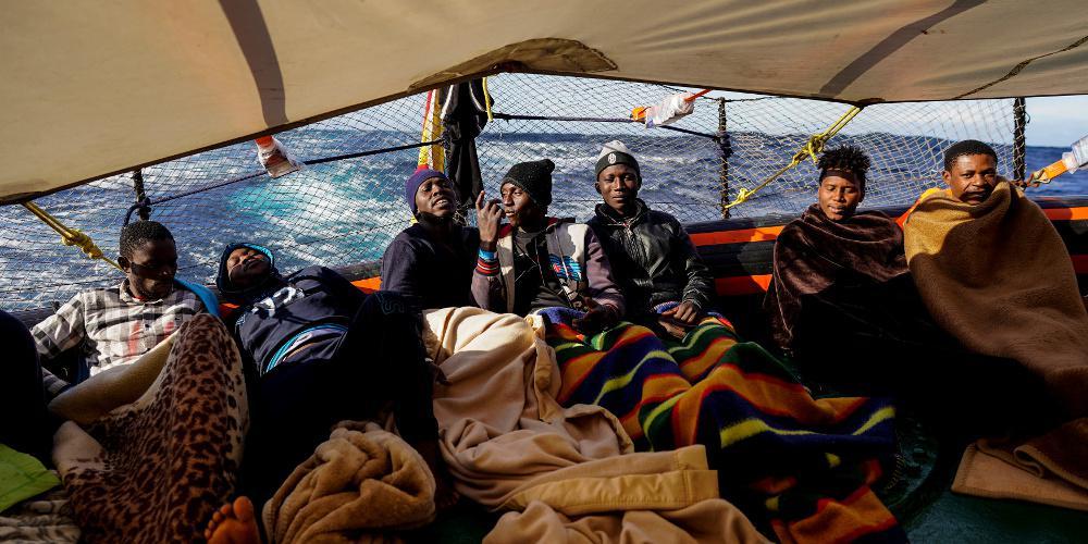 Στοιχεία-σοκ: Ένας νεκρός κάθε 691 μετανάστες στην θάλασσα