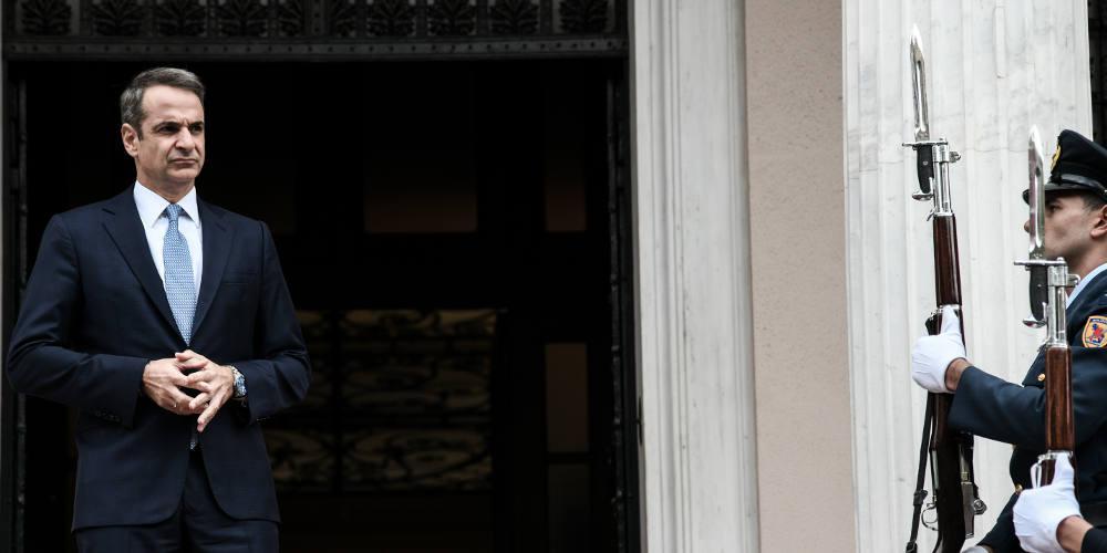 «Έκλεισαν» τα ραντεβού του Μητσοτάκη με τους πολιτικούς αρχηγούς
