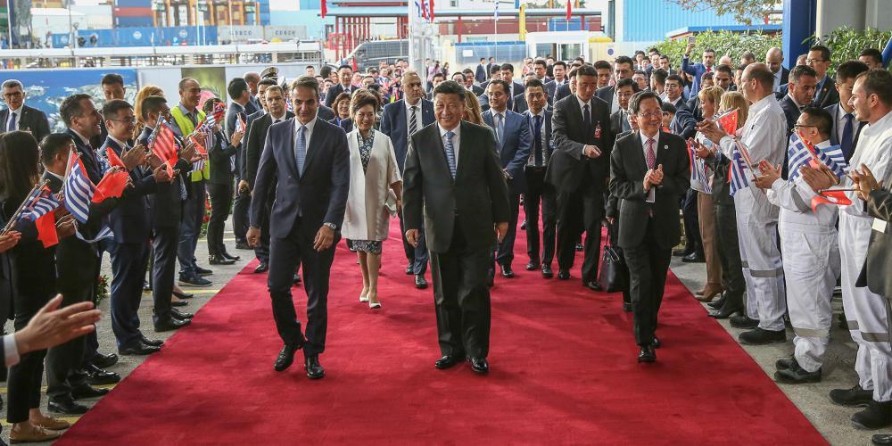 Επίσκεψη Σι Τζινπίνγκ: Νέα εποχή στις σχέσεις Ελλάδας-Κίνας