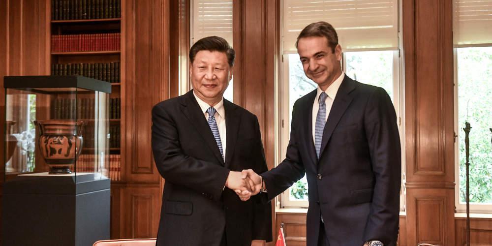 Συνάντηση Σι Τζινπίνγκ-Μητσοτάκη: Ελλάδα και Κίνα μπορούν να κερδίσουν πολλά από τα στρατηγικά τους πλεονεκτήματα