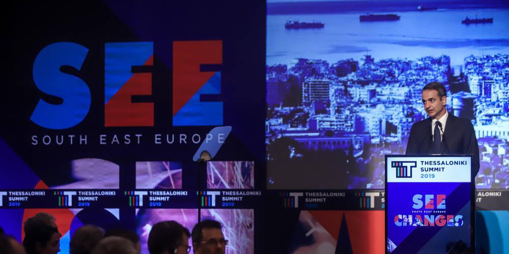 Νέες πρωτοβουλίες ανακοίνωσε ο Μητσοτάκης σε ασφαλιστικό και κόκκινα δάνεια