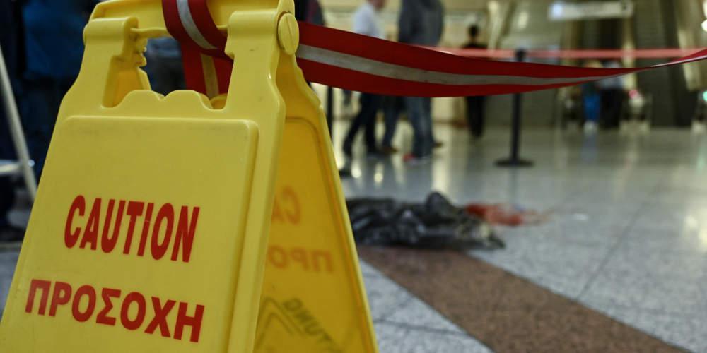 Πέθανε ο άνδρας που μαχαιρώθηκε στο Μοναστηράκι