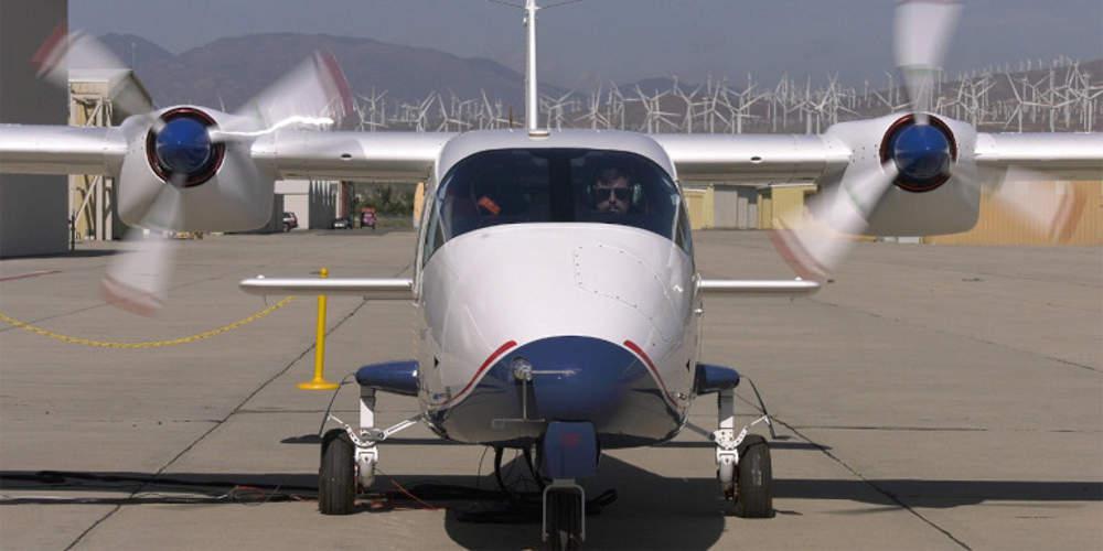 Η NASA παρουσίασε το πρώτο ηλεκτρικό αεροπλάνο Χ-57 - Το 2020 οι πρώτες πτήσεις του