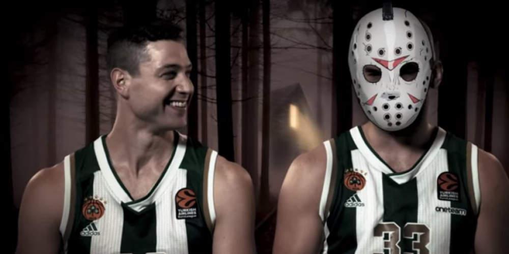 Καλάθης και Φριντέτ πρωταγωνιστούν στα Halloween Stories της Euroleague [βίντεο]