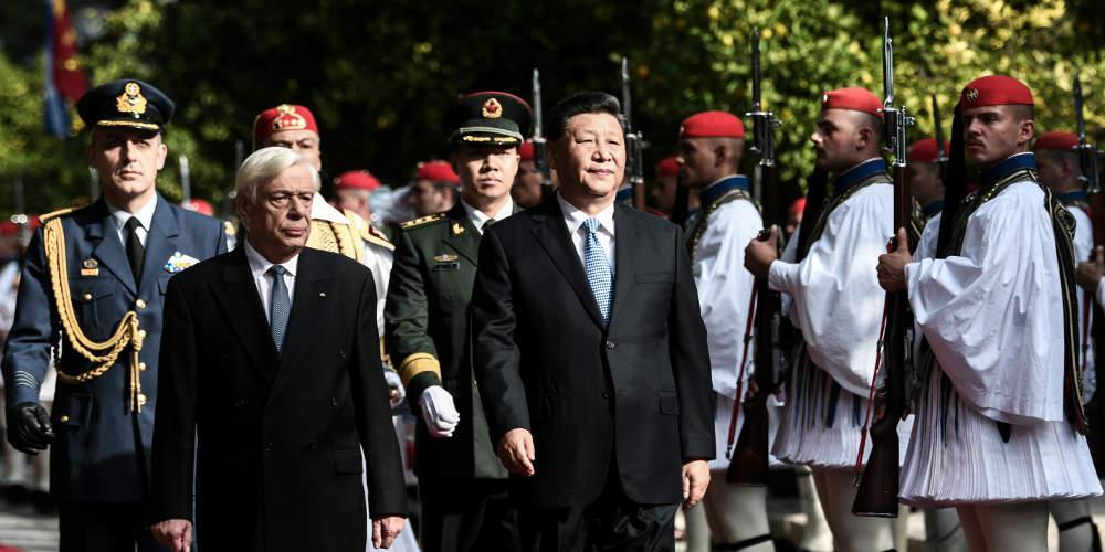 Σι Τζινπίνγκ σε Παυλόπουλο: Κληρονόμοι μεγάλων πολιτισμών η Ελλάδα και η Κίνα