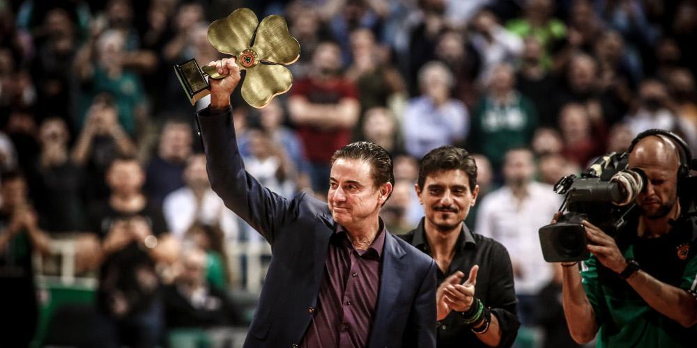 Euroleague: Ο Παναθηναϊκός υποδέχεται την Μπασκόνια στη μεγάλη επιστροφή του Πιτίνο