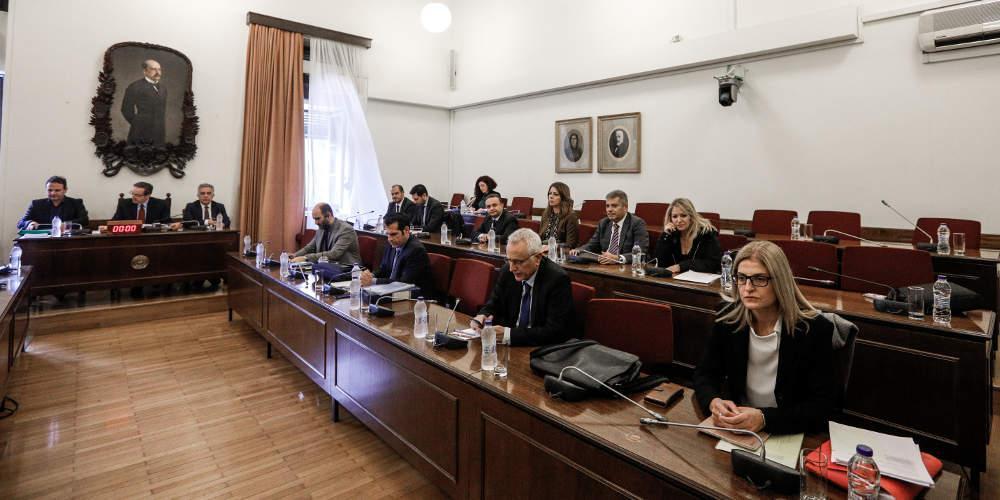 Αποχώρησε το ΚΚΕ από την προκαταρκτική επιτροπή