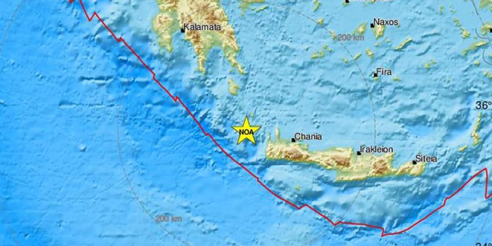 Σεισμός στην Ελλάδα: Το ελληνικό σεισμικό τόξο έχει αποσταθεροποιηθεί λέει ο Γεράσιμος Παπαδόπουλος
