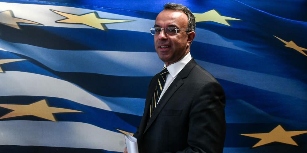 Συνάντηση Σταϊκούρα- Λε Μερ: Γαλλική στήριξη στην ελληνική οικονομία