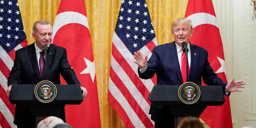 Μήνυμα Γερουσιαστών στον Τραμπ: Ηρθε η ώρα για κυρώσεις κατά της Τουρκίας