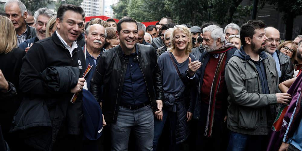 Στέλεχος ΣΥΡΙΖΑ για Τσίπρα: Θα γελάει ο κόσμος αν μιλήσει για αντιαμερικανική διαδήλωση