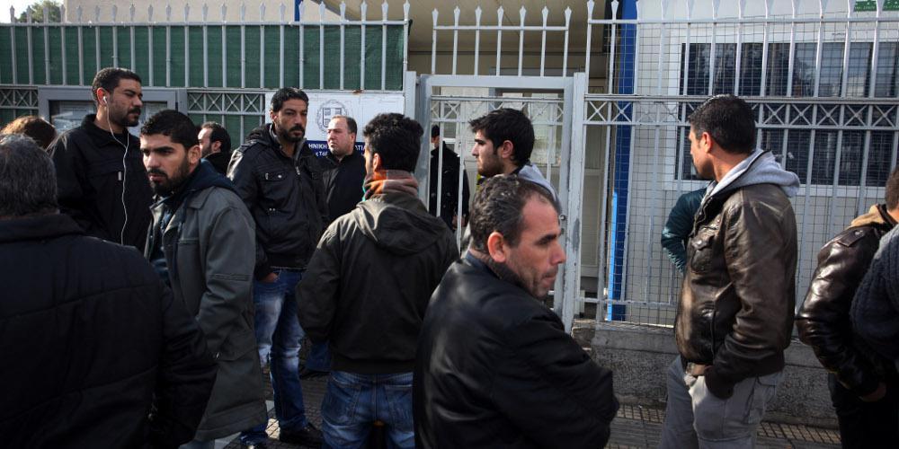 Περισσότερες από μισό εκατομμύριο αιτήσεις ασύλου έχουν υποβληθεί στην ΕΕ