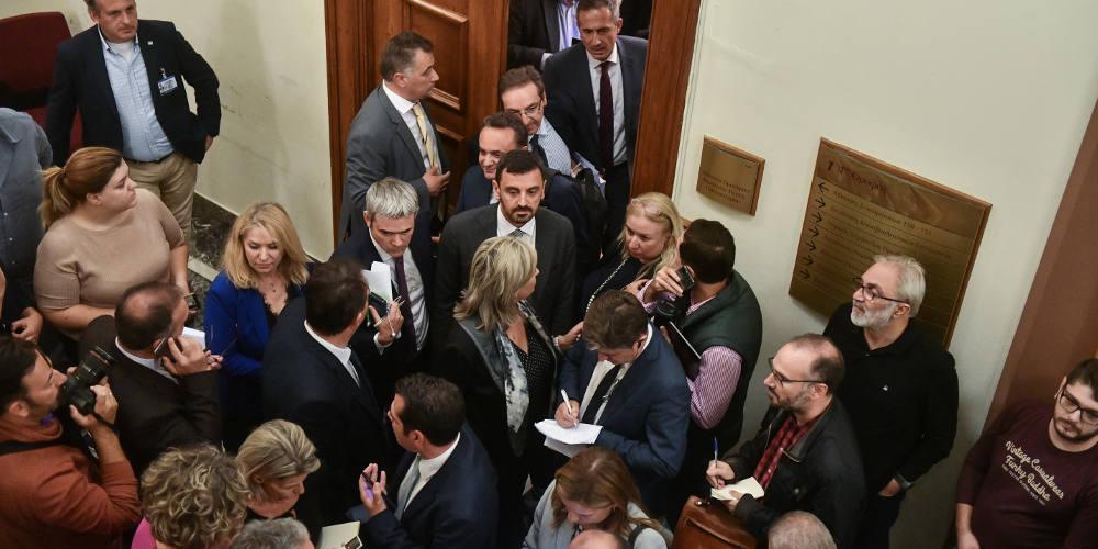 Μπλόκο στο σόου του ΣΥΡΙΖΑ στην προανακριτική για τη Novartis