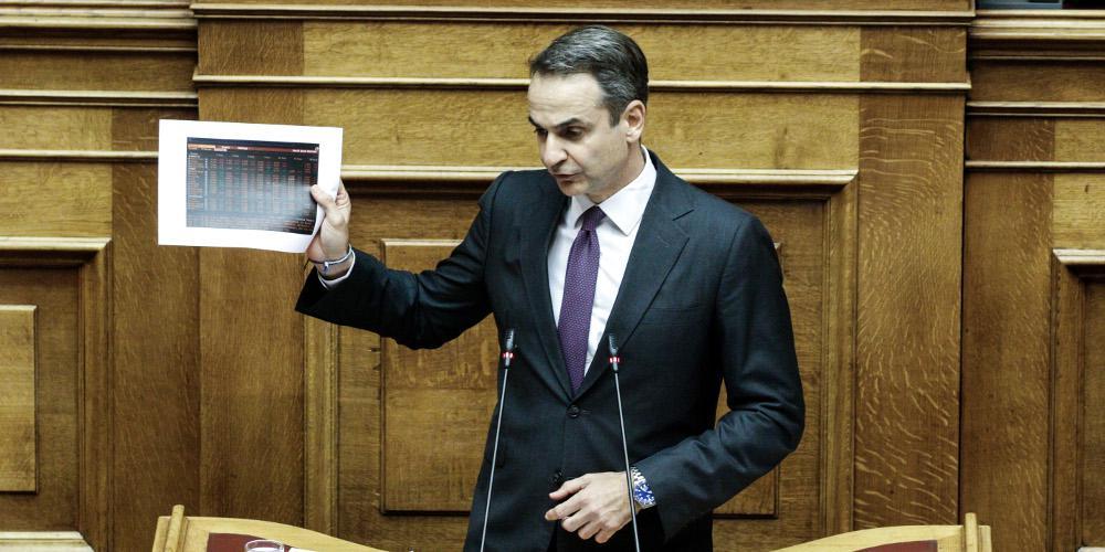 Προϋπολογισμός 2020: Νέα θετικά μέτρα εξήγγειλε ο Μητσοτάκης, κραυγές και «αμνησία» από τον Τσίπρα