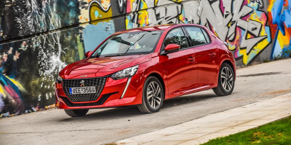 To Peugeot 208 είναι το «Αυτοκίνητο του 2020»