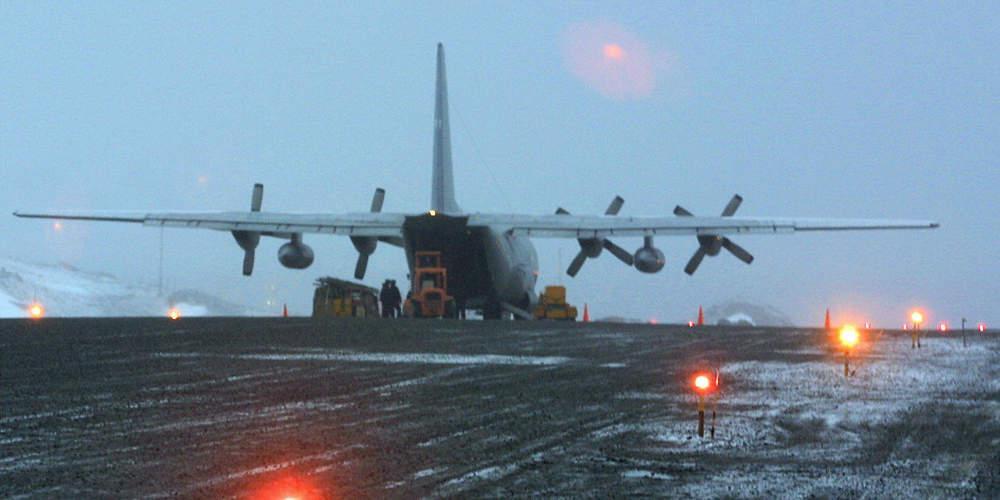 Χιλή: Εντοπίστηκαν συντρίμμια του C-130 που εξαφανίστηκε τη Δευτέρα