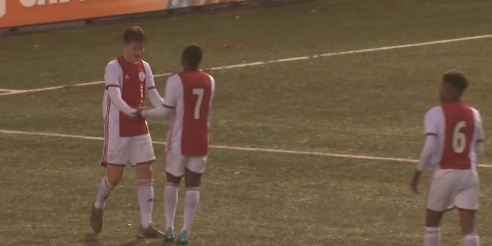 Σάλος στην Ολλανδία με τη νίκη της ομάδας Κ12 του Άγιαξ με… 50-1