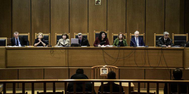 Δίκη ΧΑ: Ολοκληρώθηκαν οι αγορεύσεις της Πολιτικής Αγωγής