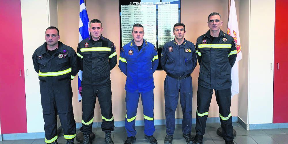 Διηγήσεις μελών την ΕΜΑΚ από την Αλβανία στον «Ε.Τ.»: Δεν είμαστε ήρωες, απλά επαγγελματίες