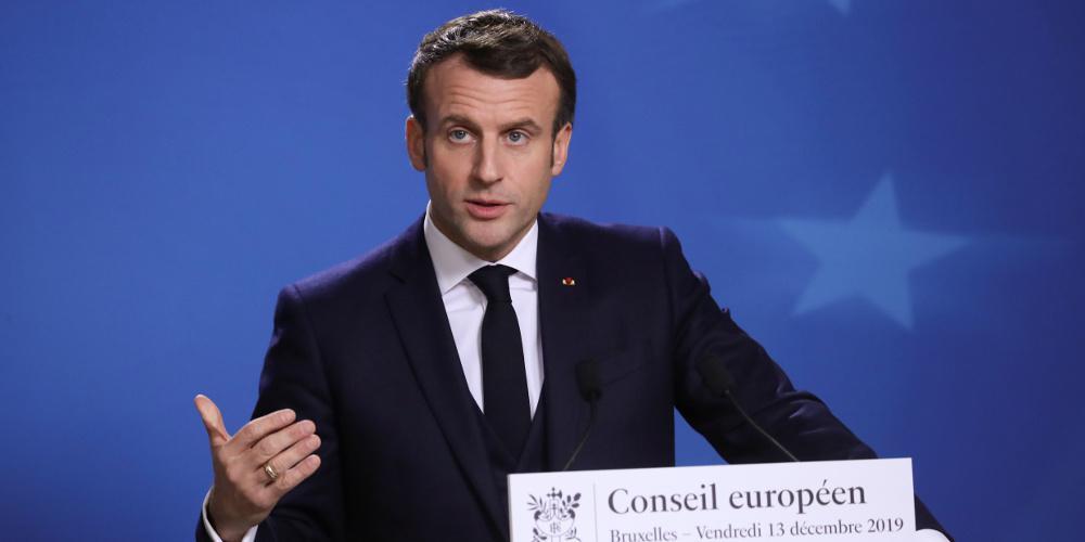 Η αγάπη του Μακρόν στον Ναπολέοντα διχάζει τη Γαλλία