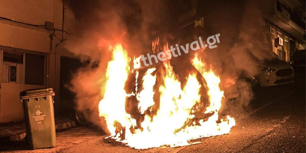 Τουρκική αντίδραση για τον εμπρησμό στο αυτοκίνητο διπλωμάτη στην Θεσσαλονίκη