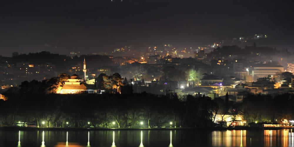 Η αιθαλομίχλη «πνίγει» τα Ιωάννινα – Συστάσεις προς τους πολίτες από την Περιφέρεια