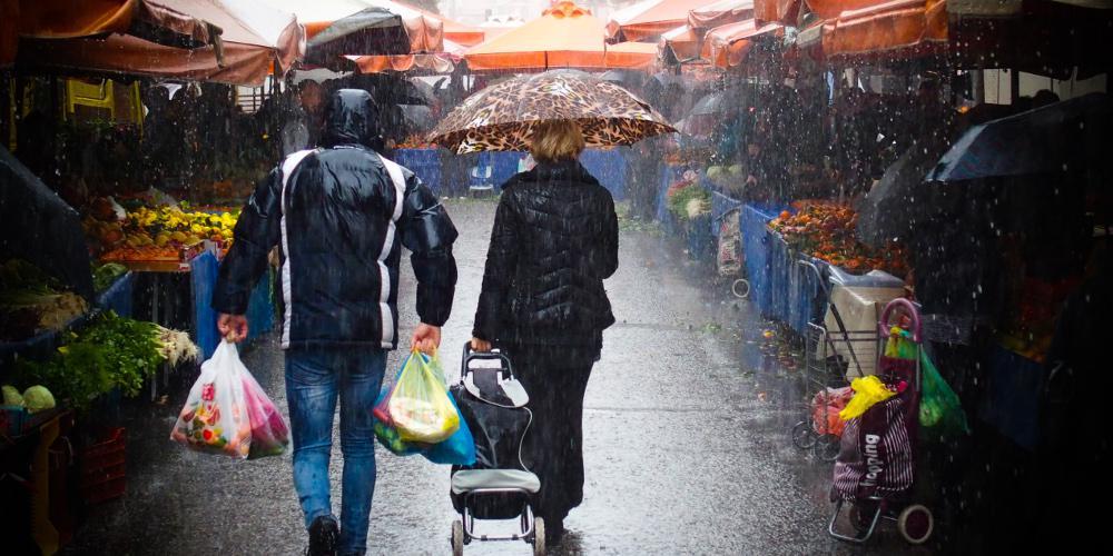 Καιρός: Ισχυρές βροχές και καταιγίδες και στην Αττική έως το Σάββατο