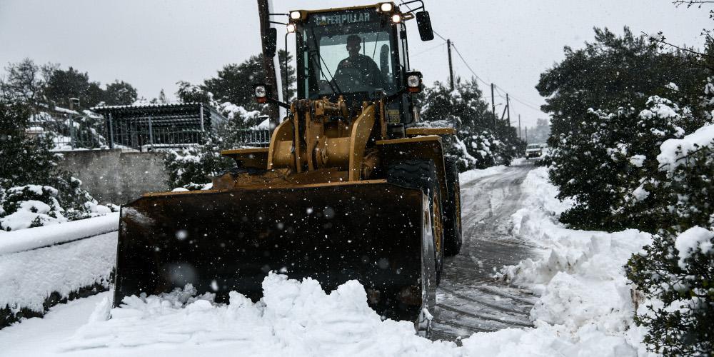 Ερχεται η κακοκαιρία «Λέανδρος»: Ισχυρό ψύχος και χιονοπτώσεις από την Πέμπτη - Χιόνια και στην Αττική