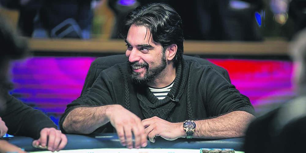 Ο Έλληνας «βασιλιάς του πόκερ» μιλάει στον «Ε.Τ.»: Είναι το πιο όμορφο και πολύπλοκο mind sport