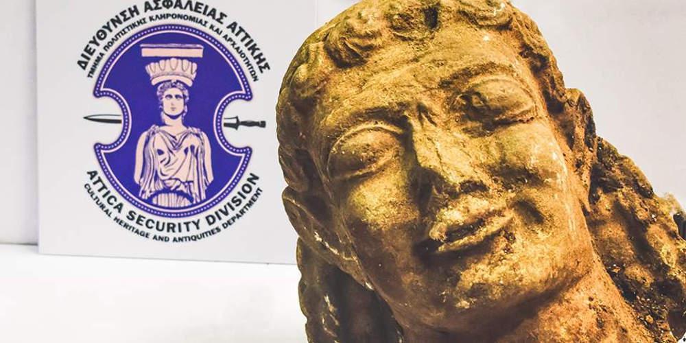 Σπουδαία ανακάλυψη: Βρέθηκε κεφαλή Kούρου τεράστιας αρχαιολογικής αξίας