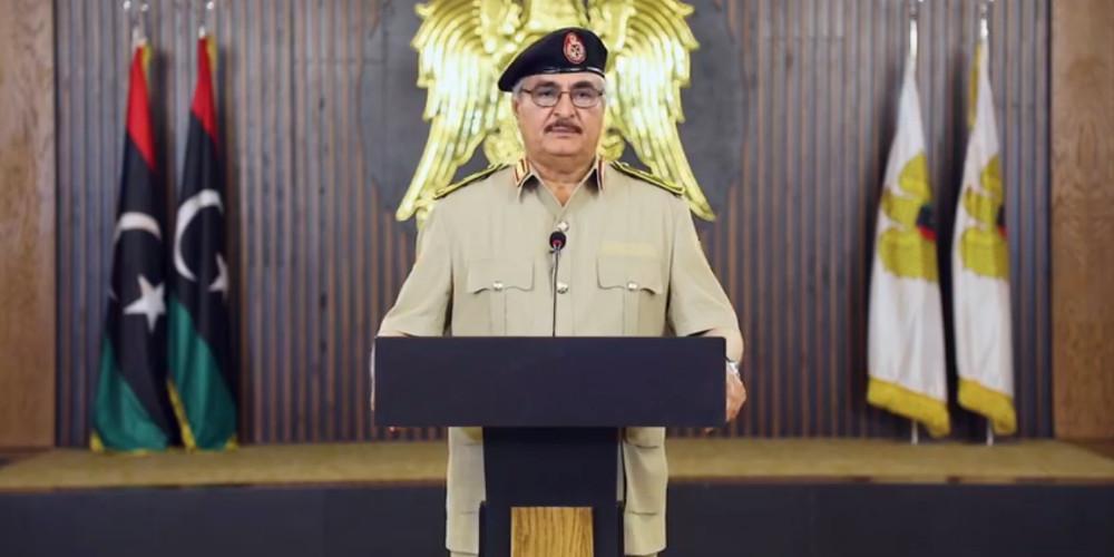 Στην Αθήνα ο στρατάρχης Χαλίφα Χαφτάρ σύμφωνα με ΜΜΕ της Λιβύης