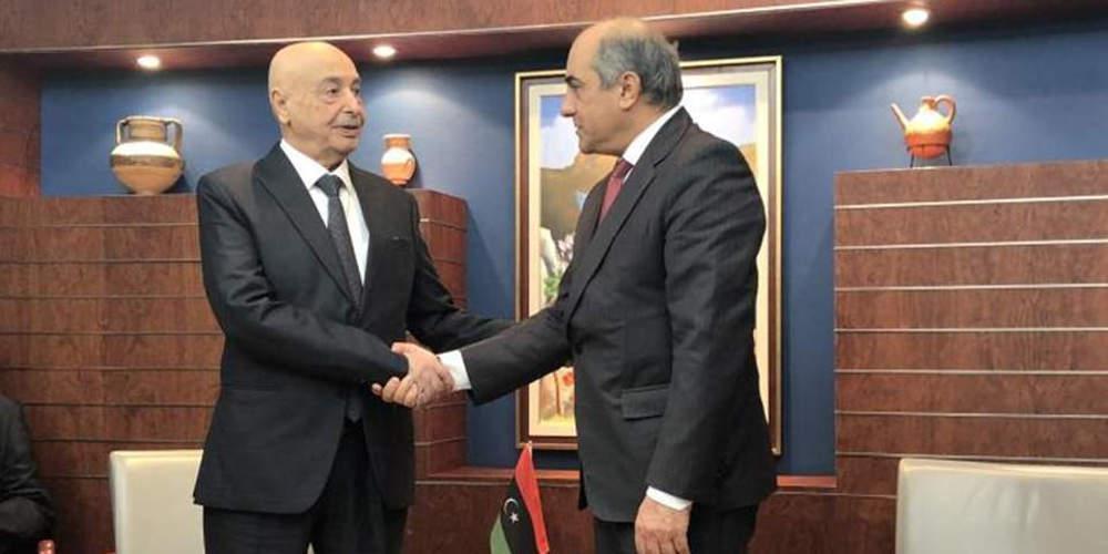 Πρόεδρος λιβυκής Βουλής: Αν χρειαστεί, θα ζητήσουμε στρατιωτική παρέμβαση της Αιγύπτου