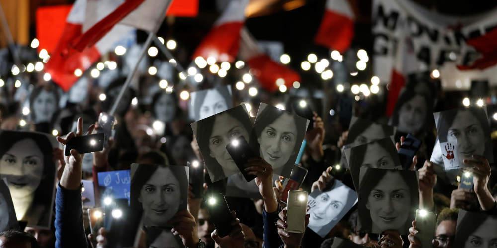 Σάλος στη Μάλτα: Ζάμπλουτος επιχειρηματίας κατηγορείται για συνενοχή στη δολοφονία δημοσιογράφου