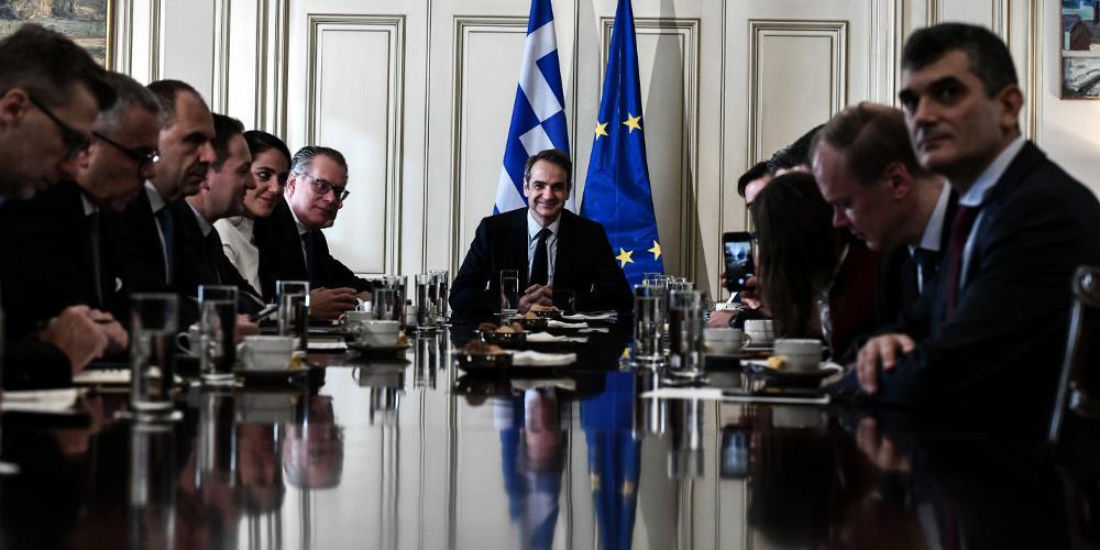Μητσοτάκης για προσφυγικό-μεταναστευτικό: Δεν είναι ελληνοτουρκικό πρόβλημα αλλά επηρεάζει την Ευρωπαϊκή Ένωση