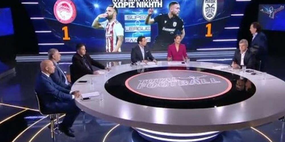Δεν ξαναγυρίζει ο Μητρόπουλος στο OPEN TV - Δείτε γιατί τα βρόντηξε [βίντεο]