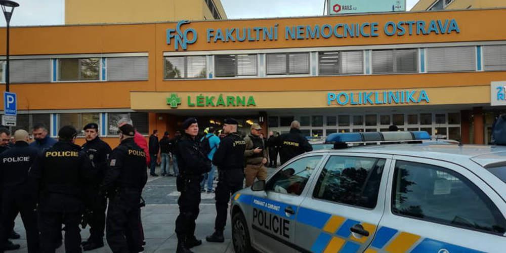 Μακελειό στην Τσεχία: Αυτοκτόνησε ο δράστης της αιματηρής επίθεσης